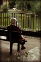 the old woman by Finvara