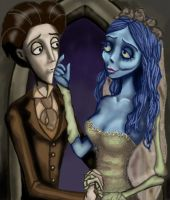 The Corpse Bride by SarahMame