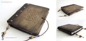 Celtic notebook by bt-v