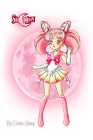 Sailor Chibi Moon Doll by krlozaguilera