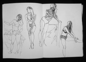 Life Drawing Nico7 by NicolasSiner