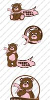 Teddy Bear Logo by sweeta18