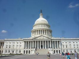 United States Capitol 3 by raindroppe