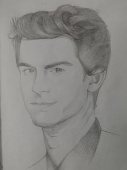 Andrew Garfield by planetearth616