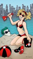 Harley Swim Suit by msciuto