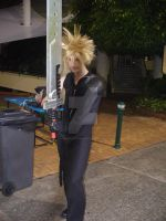 Cloud Strife Cosplay by Haley-Hatake
