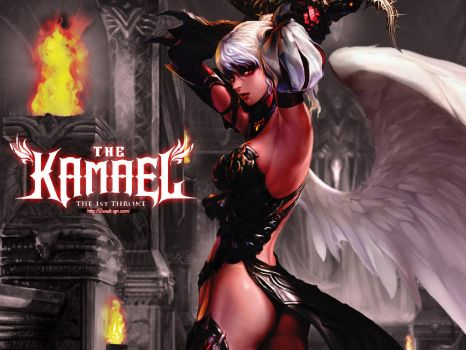 Kamael pagens T1 by Aelegent