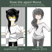 improvement meme by uiano