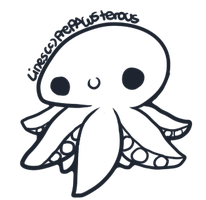 :Free Use Octopus Lineart: by PrePAWSterous