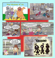 The Windsor Of Oz - part 1 by Granitoons