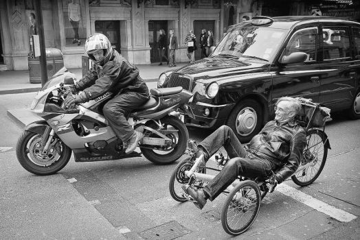 Race for two, three and four wheels by sandas04