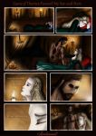 Game of thrones- Farewell my sun and stars (page1) by icediamond7
