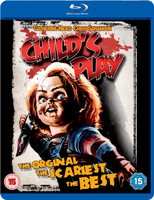 Child's Play on Blu-Ray by ZsoltyN