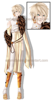 :Adoptable: Golden Brown [CLOSED] by Aphrodisiaac