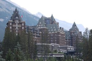 Stock 476 - Banff Springs by pink-stock