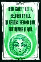 Madame Leota by AronDraws