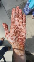 Henna Tattoo by A-w0man