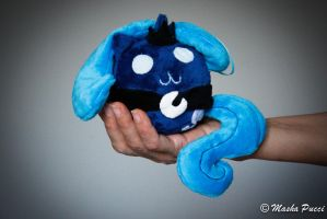 Luna - My Little PonyBall Plush by Masha05