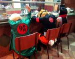 Naruto dinner time by hina1515