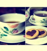 five O Clock Tea by Melidesidero