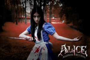Alice Madness Returns by TsukiOkamiLiddell