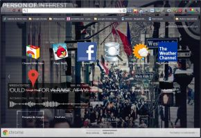 Person of Interest V2.0 by SPCM2011