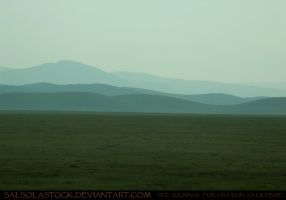 Layered Landscape by SalsolaStock
