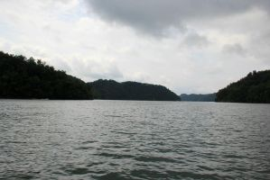 Boating in Tennessee 14 by RiaBunnie