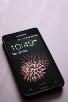 Samsung Galaxy S2 by Taking-St0ck