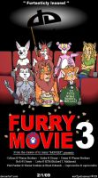 Furry Movie 3 by wolfjedisamuel