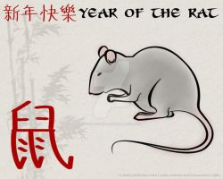 Year of the Rat by Khellendrathas