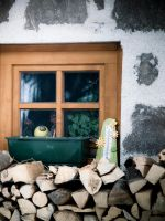 Thermometer near the window by debagger
