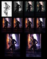 Shadar Logoth - Stages by endave