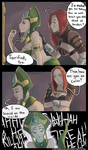 ARAM Adventures :  'Snake'ing in my boots by FarahBoom