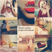 Keep calm - action. by giveyourheartawish
