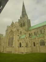 Chichester Cathedral: 5 by yaschaeffer