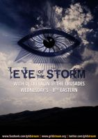 GSP - Eye of the Storm Poster Mk2 by Lykeios-UK