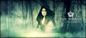 The Wiccan ~ Tribute to Halloween by GeneRazART