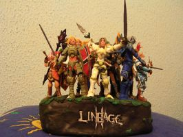 Experimento Clan Lineage II -2 by Siege-Lightforce