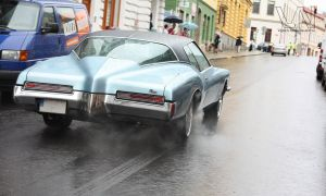 Buick Riviera '72 Burnout by Tuneri