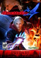 Devil May Cry 4 Custom Poster! by Sinfrid