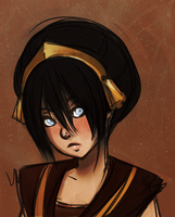 Toph! by Nikkified
