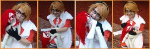 Ronald loves Grell by RegulusBlack