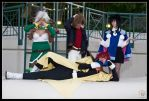 Outlaw Star - My Adoring Fans by Kuragiman