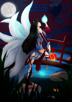 Ahri by joiachi