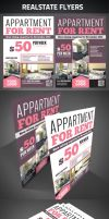 Real Estate Flyer by graphicstock