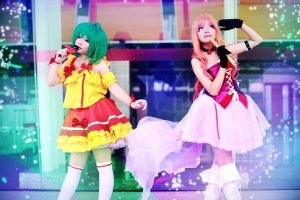 Macross duet by H-I-T-O-M-I