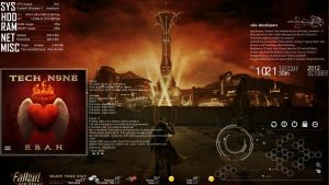 New Vegas by T3ch9ician