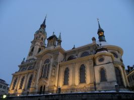 Church by Agatje