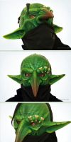Goblin mask 0.1 by DenisPolyakov